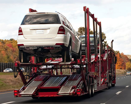 Fahrzeugimport